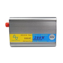inverter 200w DC 24V To AC 220v  pure sine wave inverter   50hz power inverter doxin brand
