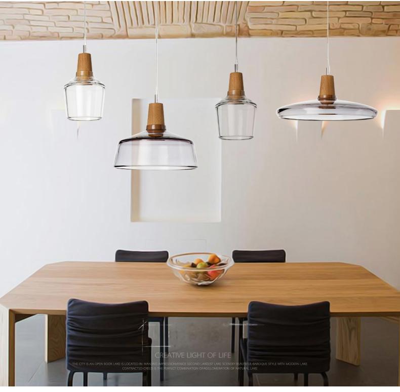 Compre Livewin Lámpara Colgante Moderna Lámpara Colgante LED Para ...