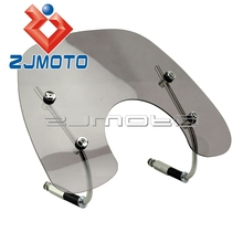 Moto Pare-brise New Motorbike Wind Deflector Wind Screen For VESPA PRIMAVERA 150 Flyscreen