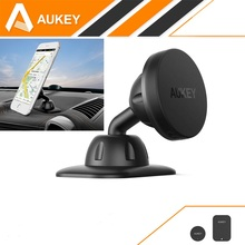 Cheapest Aukey Universal Car Phone Holder Magnetic Air Vent Mount Stand Mobile Phone Holder for iPhone 7 5s 6s Plus Samsung