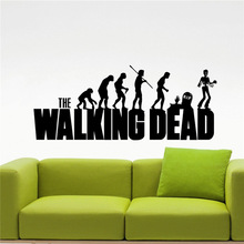 Wall Decal Sticker Sticker PVC Vinyl The Walking Dead Collection 3 Wall Art Banksy Wall Art Wall Stickers Home Decor