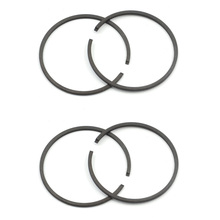 4PCS Brush Cutter Piston Ring 36mm*1.5mm fit CG360 BC360 33CC Cylinder Piston Parts Replacement(China)