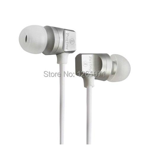 Fashion metal In Ear earphone headphone FuQing A9 In-Ear Headset 3.5mm for iphone samsung<br><br>Aliexpress