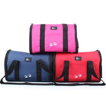 1PC Dog bags travel pet corduroy colorful cat carrier bag Colorful Handbag S/L Size Easy Carry Pet Bag pet carrier pet carrier
