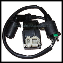 Free Shipping 6 pins AC CDI box + Ignition Coil For GY6 50 70 90 150cc Dirt Bike Scooter Moped ATV Go Kart QMB139 50cc -150CC