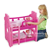 Bunk Bed Fit For 43cm Zapf Dolls  Reborn Baby  Accessories