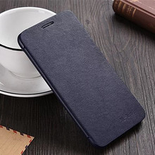 Luxury  Ultra Thin PU Leather Flip Phone Case For Meizu m3 note Blue Charm Note3 Back Cover Capa Funda Hood