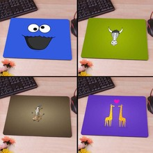 Wallpapers for Gt Funny Cartoon Computer Mouse Pad Mousepads Decorate Your Desk Non-Skid Rubber Pad