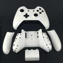 1 pcs matte white for Microsoft Xbox One Wireless Controller Replacement Housing Front and Back shell cover