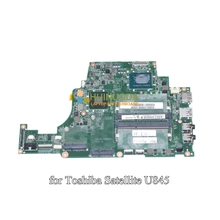 NOKOTION laptop Motherboard for Toshiba Satellite U840 U845 Intel SR0N9 i3-3217U HM77 HD4000 A000211650 DA0BY2MB8D0 Mainboard(China)