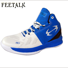Feetalk Hot Sale Kids' Sneakers basketball shoes damping Breathable men and women sneakers Size 31-36