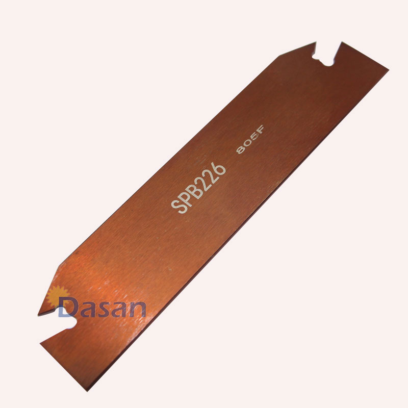 1pc SPB26 SPB32-3/-2/-4/5/-6 Grooving Blade for SP300 SP400 PC9030/NC9030 Inserts Slotting tool(China)
