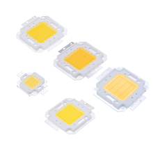 1pce 10W 20W 30W 50W 100W RGB/White Light-emitting diode LED Integrated High power LED bulb EPISTAR COB Chips led light(China)