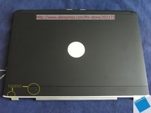 "Laptop Notebook 15.4"" LCD Back Cover DY639 0DY639 For Dell Inspiron 1520 1521 Vostro 1500 Black w/Hing This product is  only 2"