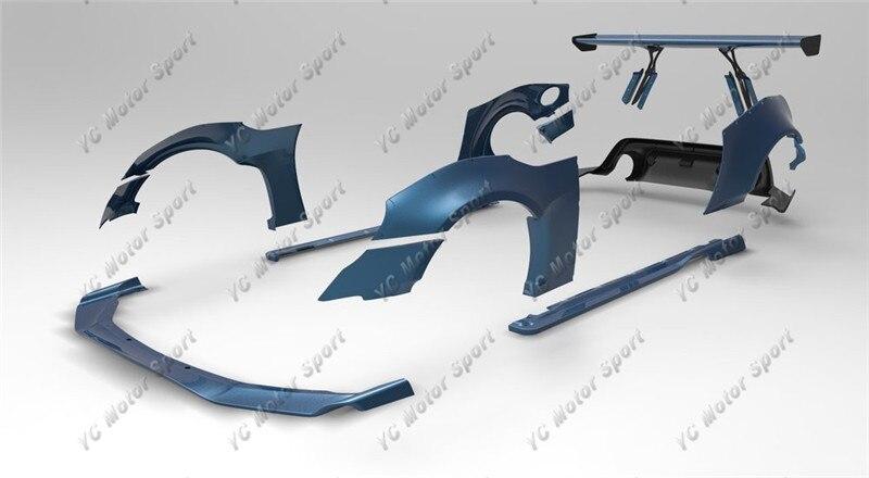 GT86 FT86 ZN6 FR-S Greddy X Rocket Bunny Ver.1 Style Bodykit FRP (23)