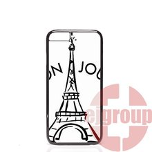 paris eiffel tower sticker Soft TPU Silicon Cases Skin For Apple iPhone 4 4S 5 5C SE 6 6S 7 7S Plus 4.7 5.5