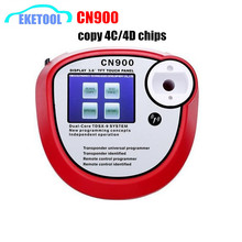 Universal Transponder Programmer CN900 Key Maker Remote Control Identified Copy 4C/4D Chips CN-900 Works For Toyota 4d67(China)