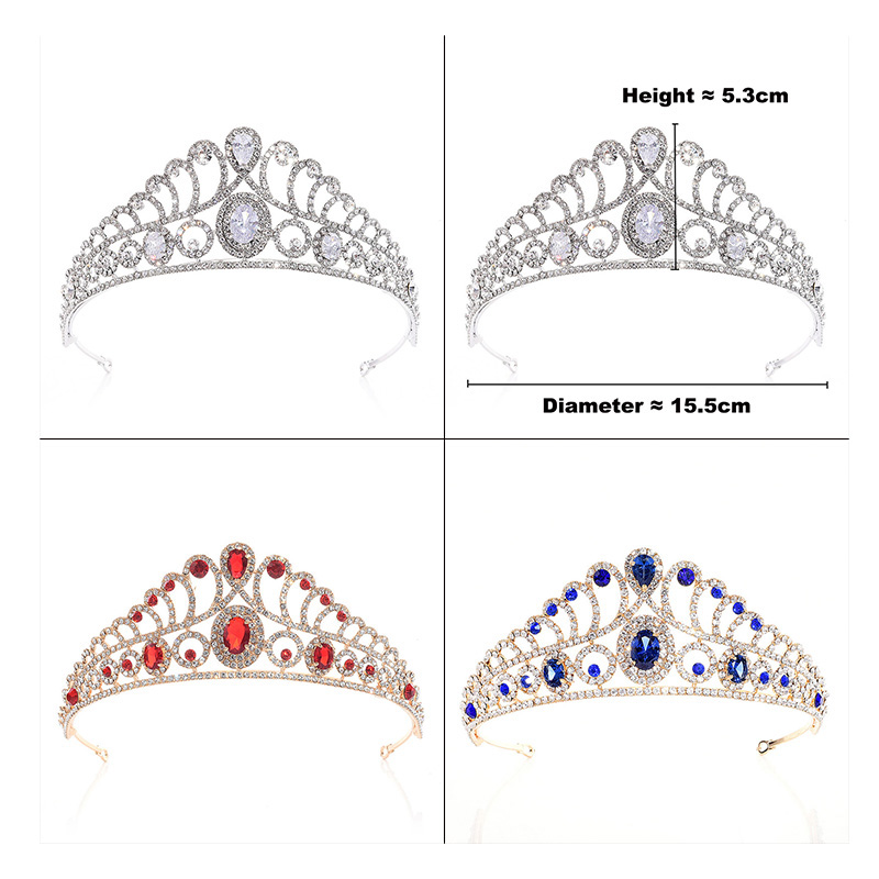 Luxury-Jewelry-Bridal-CZ-Tiara-Crown-Headband-Cubic-Zirconia-Tiara-Full-Crown-Wedding-Hair-Accessories-Princess