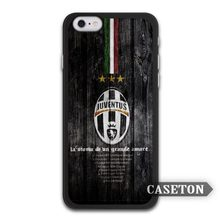 Italian Juventus Football Club Case For iPhone 7 6 6s Plus 5 5s SE 5c 4 4s and For iPod 5