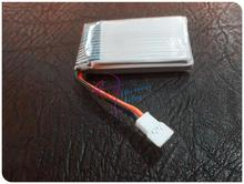 Remote control aircraft flying saucer lithium battery 3.7V JST plug 650mAH 802540 Feiyu ghost 30C(China)