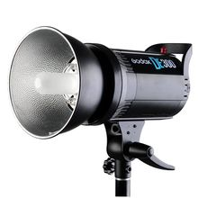 Professional DE300 300W 300 Watts Compact Studio Flash Strobe Light Godox DE-300 Lamp Head 220V