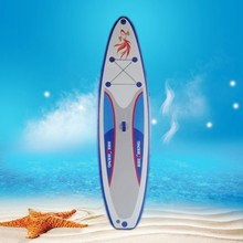 Best quality and popular 11'6'' inflatable surfboard/nice sup padel for surfing