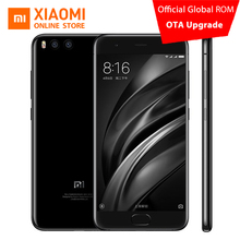 Original Xiaomi Mi6 Mi 6 Mobile Phone 6GB RAM 64GB ROM Snapdragon 835 Octa Core 5.15'' NFC 1920x1080 Dual Cameras Android 7.1 OS(China)