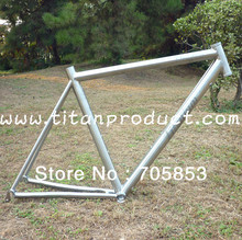 3AL/2.5VTitanium Bike Frame 700c Road