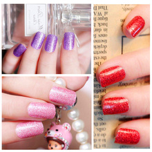 M-theory    Twinkle Glossy Full Nails Wraps, Sparkle  Nails Art Stickers, Nails makeup gel polish  french manicure    Decals