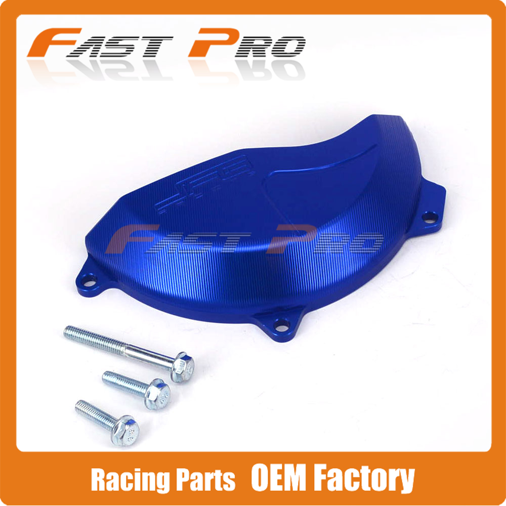 CNC Right Side Engine Case Cover Protector Guard For HUSQVARNA  FC450 2016 2017 FE450 17 Motorcycle<br>