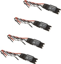 4 Pcs 40A ESC  Original High Performance Hobbywing XRotor Asia-pacific Version for RC F550 650 680 Quadcopter