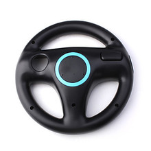 Kart Racing Game Steering Wheel Controller For Nintendo Wii Accessories 6 Colors Free shipping