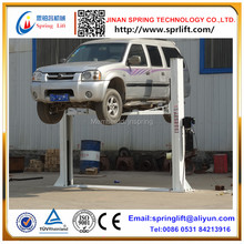 2017 Hot sale 2 post hydraulic car jack car lift with CE use for maintance