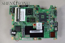 48.4I501.021 488338-001 Free Shipping FOR hp Compaq CQ60 G60 CQ70 G70 laptop motherboard PM45 DDR2 GeForce 9200M(China)