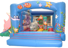 (China Guangzhou) manufacturers selling inflatable slides, inflatable castles,nflatable bouncer COB-48(China)