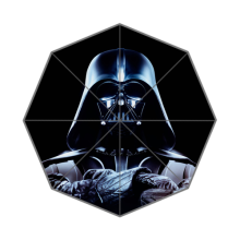 Custom New Brand Star Wars High Quality Foldable Umbrella