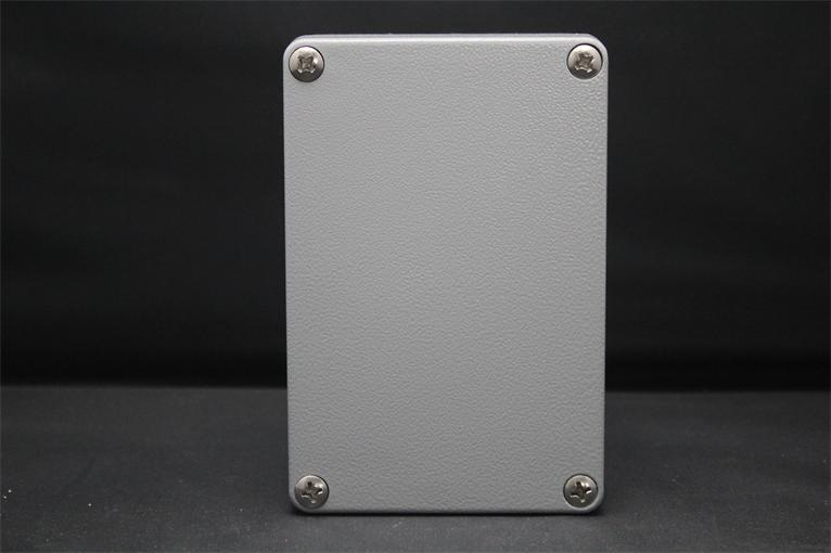150*100*80MM Hot Sale IP67 Square Metal Junction Box Waterproof aluminium box use for connection enclosure<br>