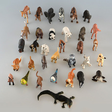 Starz Animals World Children 's Simulation Small Animal Cubs Toys Decoration Best Gift for Kids