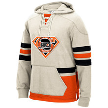 Philadelphia Winter New Design Flyers Fans Superman S Logo Style Stitched Sweatshirt Can Custom Any Name/Number Hoodies Pullover(China)