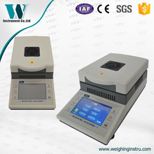 0.05% 50g 5mg touch screen sawdust moisture Water Determination Apparatus(China)