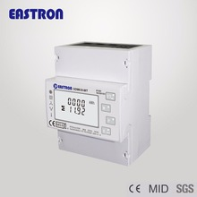 SDM630-MT, Multi tariffs , multifunction, Three Phase Four Wire Din Rail Energy Meter, RS485 Modbus RTU and Pulse Output(China)