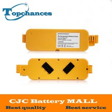 2x High Quality 14.4V 3500mAh Ni-MH Batteries For iRobot Roomba 400 405 410 415 416 418 4000