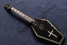 China firehawk guitar electric guitar epi move tombstone, guitars EMS free shipping China custom OEM customers(China)
