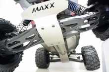 Traxxa X-MAXX XMAXX Monster Truck Upgraded  Metal enhanced Chassis Frame armor protection