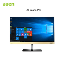 23.3inch 1920X1080 all in one PC computer for Office for school for gaming 8gb/128gb ssd+500GB HDD