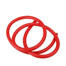 Motorcycle Dirt Bike 1M Red Fuel Gas Oil Tube Hose Line Petrol Oil Supply Pipe