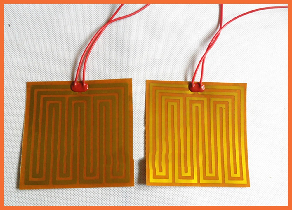 160x120mm 24V 30W 3D printing hot bed heating Flexible Silicone Heater Industrial PI film heater bed Polyimide electric film<br><br>Aliexpress