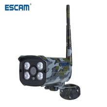 Escam 2.0Megapixel wireless IP camera CCTV WIFI Outdoor Mobile view motion detector Email alarm support upto 128G SD card QD900S