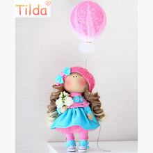 25-28cm Head Size Fashion Doll Wig for Russian Handmade Doll,High-Temperature Doll Hair Accessories for Toy Dolls Wigs 10pcs/lot(China)