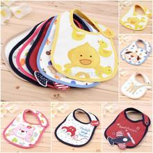 1pc Baby Bibs100% Cotton Super Deals baby children cravat infant towel scarf  Infant Saliva Towel For Boys And Girls